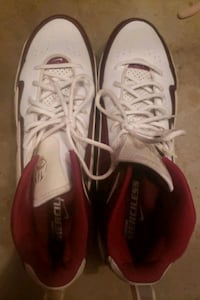 Football cleats Size 18. never used