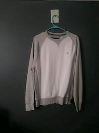 Tommy Hilfiger gray and gray crew-neck sweater Myrtle Beach, 29579