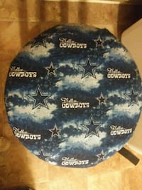 Cowboys wood stool brand new Clearfield, 84015