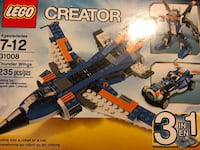 LEGO creator Thunder Wings Mount Airy, 21771