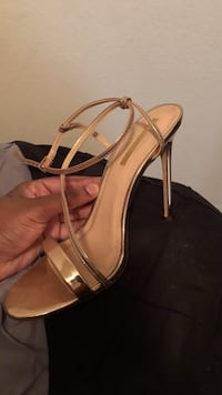 New misguided heels size 10 Austin, 78745