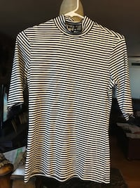 Striped turtleneck never worn