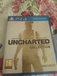 Uncharted The Nathan Drake Collection(1-2-3) Çilesiz, 44090