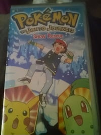 Pokemon  vhs 3 episodes Kansas City, 64119