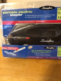 New - Swingline Portable Electric Stapler Baltimore, 21236