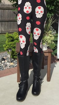 New Skull Printed Leggings  Cincinnati