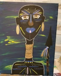 The INNER QUEEN 16X20 PAINTING Capitol Heights, 20743