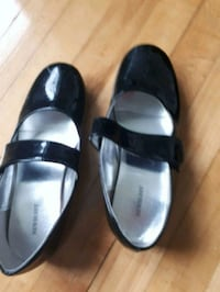 pair of black leather mary jane shoes Dartmouth, B2W 1E5