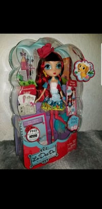 La Dee Da City Girl Dee-signer ChangeLook Doll w/S Dover, 33527