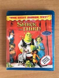 Shrek 3 (Blu-Ray)