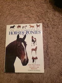 Encyclopedia of Horses & Ponies + (5) Kid Guardians booklets Elk Grove, 95624