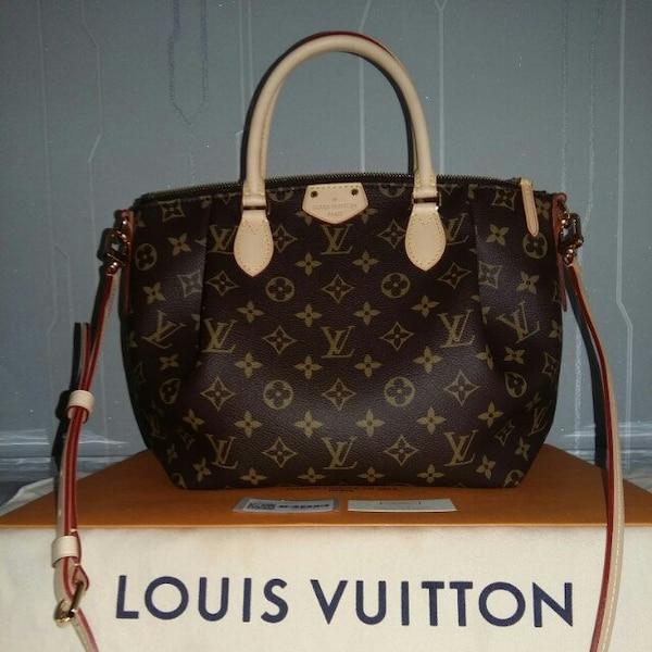 998a57b87a67 Used brown Louis Vuitton monogram leather tote bag for sale in New ...