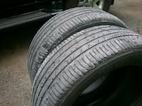 Michelin ..... p 235  55 19 ...... pair of tires Fallston, 21047