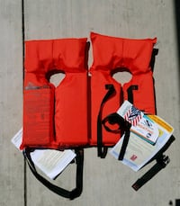 *NEW* Stearns Child Life Jackets Vests Garden Grove, 92841