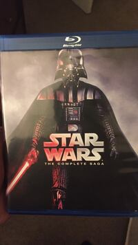 star wars the complete saga blu-ray Adelphi, 20783
