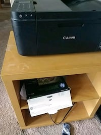 black Canon Pixma desktop printer Alexandria, 22310