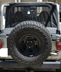 2000 Jeep Wrangler Denver