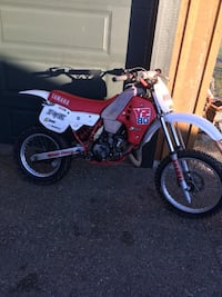 Yamaha YZ80 Dirt bike  Langley, V2Z