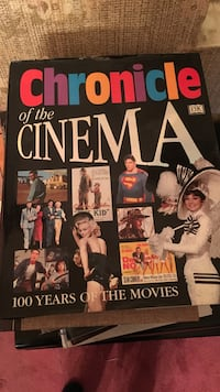 Chronicle of the Cinema poster