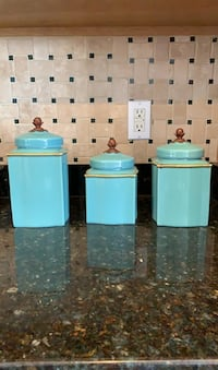 Kitchen food canisters  Alexandria, 22312
