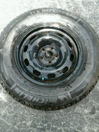 Winter tires (×4) Pickering