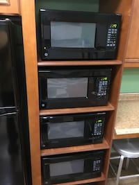 Black and gray microwave oven East Lake, 33610