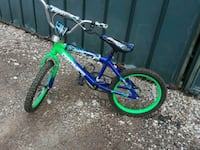 blue and green BMX bike Sugar Land, 77498
