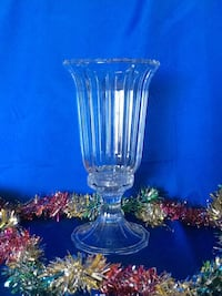 CANDLE Holder glass PERFECT Pretty Peoria, 85381