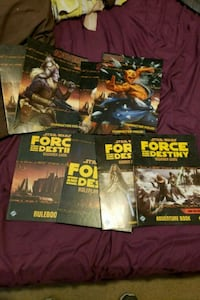 Star Wars Force and Destiny Suisun City, 94585