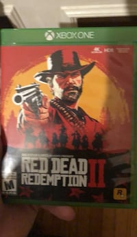 Xbox one red dead 2 London