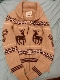 TNA Wool Sweater Small Vancouver, V5R 3J6