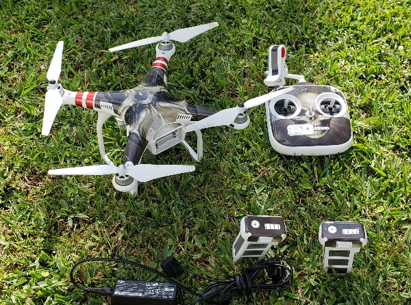 Used Drones For Sale >> Used Phantom 3 Drones For Sale For Sale In Arcadia Letgo