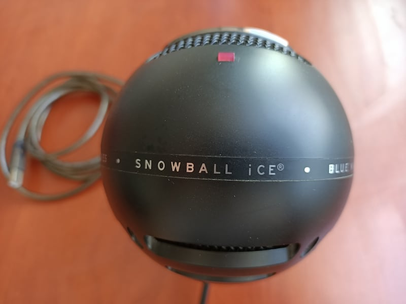 Blue Snowball İce 4