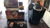 Barely used keurig and accessories