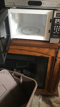 black and gray microwave oven Sloatsburg, 10974