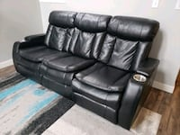 Power reclining sofa and recliner  Edmonton, T5Y