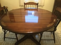 oval brown wooden dining table Liverpool, 13088