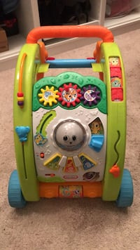 Little Tikes Walker & Play Table  Fountain Valley, 92708