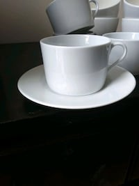 Teacup and saucer set Mississauga, L5J 1V6