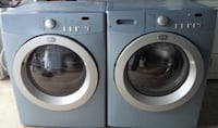 FRIGIDAIRE FRONT-LOAD WASHER AND DRYER FOR SALE! 536 km