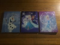 Frozen Canvas pictures Arlington, 22203