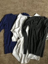 Long-sleeve women's tops (Small)