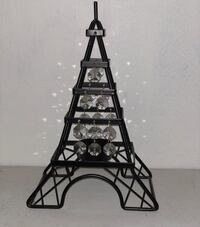 Eiffel Tower tea light holder  Bryan, 77803