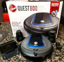 HOOVER QUEST 800