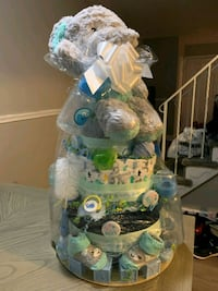 Don't go to a baby shower empty-handed getthe perfect gift diaper cake Essex, 21221