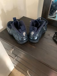 Glitter Foamposites  New York, 10026