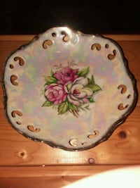 Decorative porcelain dish Fife Lake, 49633