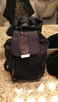 black Calia backpack