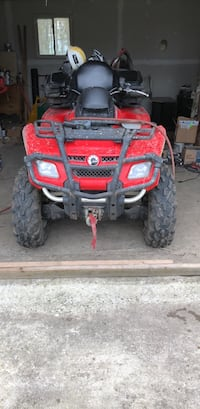2007 Can Am 650, Southwold, N5P