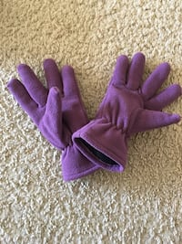pair of purple gloves London, N5X 2W8